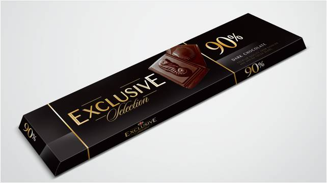 Taitau Exclusive Selection hořká čokoláda 90% 50g